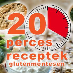 20 perces gluténmentes receptek kicsi
