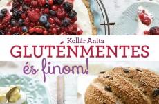 Gluténérzékenyek alapszakácskönyvének bemutatója