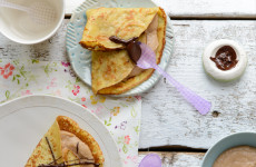 Gluténmentes édes palacsinta – alaprecept