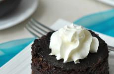 Mini csokitorta gluténmentesen