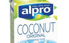 Új növényi ital az ALPRO-tól a kókuszital.