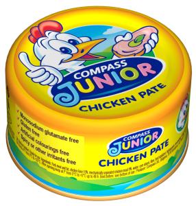 Gluténmentes csirkepástétom gyerekeknek