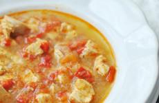 Mexikói csirkeleves - gluténmentes leves recept