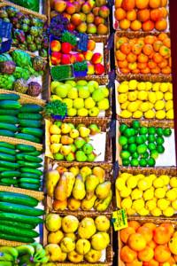 Napi 40 dkg gyümölcs- és zöldség fogyasztás ajánlott! Kiváló rostpótlók!