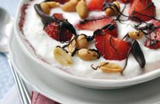 Epres reggeli joghurt