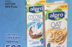 Gluténmentes termék akciók 2014. június első fele