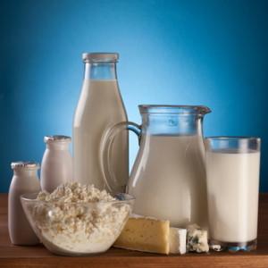 Tejtermékek kitűnő kalcium és fehérje források.
