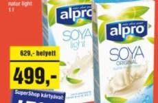 Gluténmentes termék akciók 2014. július első fele
