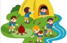 Táborba megy, menne a cöliákiás gyerek