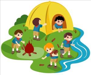 Cöliákiás gyermekek táboroztatása