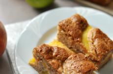 Lime-os barackos sütemény gluténmentes cirokliszttel