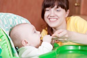 A glutén bevezetés a babáknál.