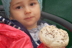 Gluténmentes pékség, friss, helyben sült gluténmentes kenyér.
