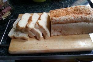 szeletelt tündér gluténmentes kenyér