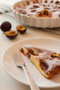 A clafoutis Franciaország egyik legkedveltebb édessége. Gluténmentes édesség recept gyorsan