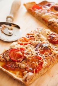 Nem kell lemondania a pizzapartykról! Készítse el saját gluténmentes pizzáját egy óra alatt!