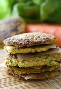 Zöldséges kölespogácsa gluténmentes recept