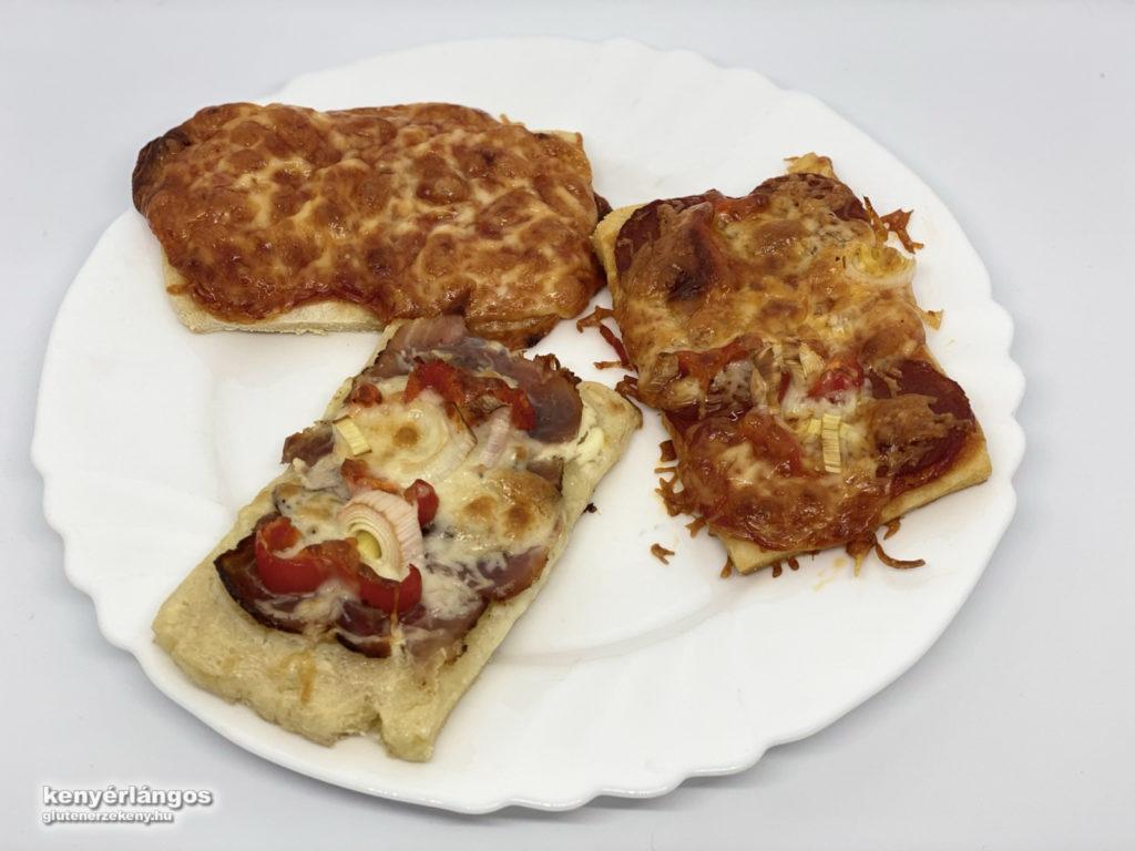 gluténmentes kenyérlángos