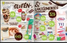 Gluténmentes termék akciók 2015 január