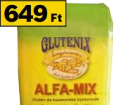 Glutenix Alfa Mix akció és szegedi kóstoltatás az Auchanban