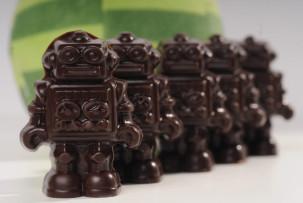 kézműves gluténmentes csokoládé gyerekeknek