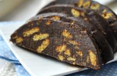 Sütés nélküli kakaós keksz – gluténmentes édesség