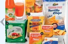 Akciós gluténmentes termékek 2015 március