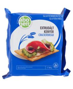 Abonett extrudalt gluténmentes új csomagolás