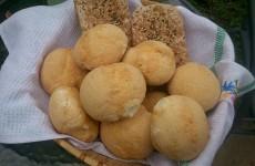 Nutri free kenyérsütés és kóstoló a Kredenc Bolt gluténmentes pékségben