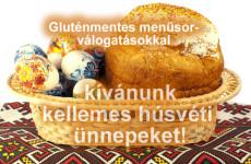 Húsvéti gluténmentes menüötletek