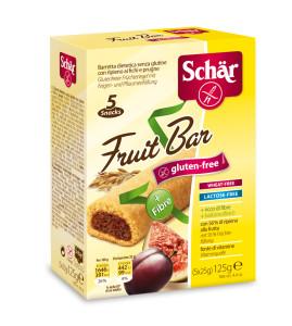 Schär Fruit-Bar gluténmentes gyümölcsös szelet