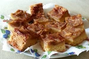 Olcsó, egyszerű gluténmentes piskóta recept almával