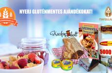 Elindult az áprilisi gluténérzékeny.hu kvízjáték!