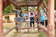 """Robin Hood - nyári tábor """"lisztérzékeny"""" gyerekeknek a Börzsönyben"""