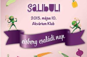 Eisberg Saláta buli családi nap 2015