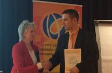 Átadták a 2015-ös cöliákiásokért díjat -  Coeliakia a Nemzetközi Napja