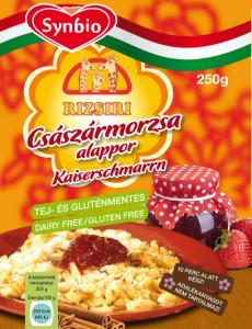 Rizsiri gluténmentes császármorzsa alap
