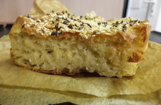 Gabonás túrós, gluténmentes kenyér