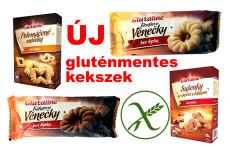 Glutaline gluténmentes keksz termékcsalád