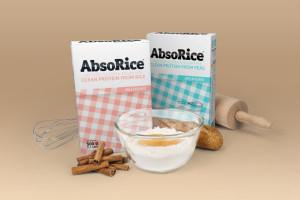 Növényi fehérje sütéshez, főzéshez. AbsoRice