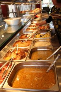 Szederinda gluténmentes étterem választék