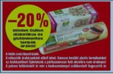 Gluténmentes termékek akciói 2015 augusztus