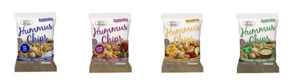 csicseriborsó gluténmentes chips