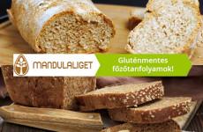 Kenyérsütés otthon, gluténérzékenyen is (x)