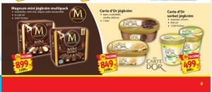 Carte-dor-sorbet.magnum-mini gluténmentes fagyi