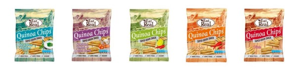 quinoa chips - gluténmentes chips