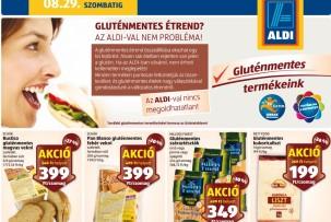 Aldi-08.27-29-Schär gluténmentes termékek akció
