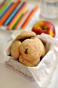 gluténmentes csokis keksz recept