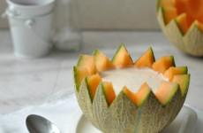 Sárgadinnye krémleves - gluténmentes, tejmentes