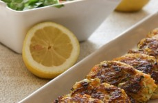 Gluténmentes zöldségfasírt - tojásmentes és tejmentes